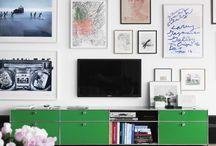 TVs room