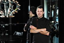 Chef Spotlight: Kriss Harvey / Featuring Executive Pastry Chef Kriss Harvey of The Bazaar by José Andrés at the SLS Hotel, Beverly Hills, CA