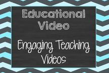Educational Videos / Videos that help you teach!