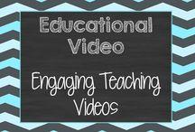 Educational Videos / Videos that help you teach!