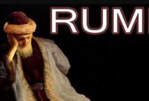 Rumi / Words to live by....,