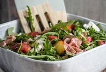 Salate, Dips,Soßen, Brotaufstriche