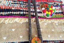 Amelie's handmade bags