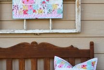 Sewing: Quilt: Mini