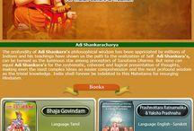 Celebrate this Adi Shankaracharya jayanthi with GIRI / Celebrate this Adi Shankaracharya jayanthi with GIRI. Learn & Earn the grace of Adi Shankaracharya