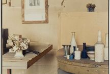 Morandi's Studio