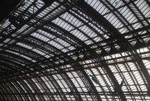 Trainstations