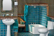 Miniature bathrooms