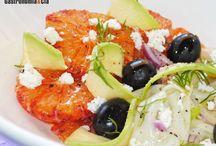 9. Salads