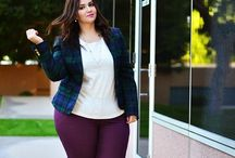 Plus Size Work Wear / Plus Size Fashion for Women - Plus Size Office Outfits - Plus Size Work Outfits  / by Jessica Kane SKORCH Magazine