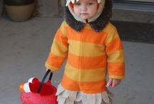 Kid Costumes / The only outing my sewing machine gets all year - let's make it a good one! / by Kate Andrews Hoult