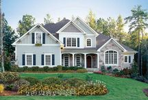 American style homes