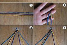 DIY pulseras