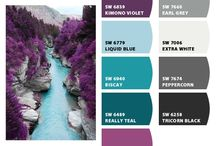 Pretty paint colors