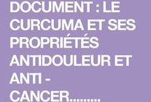 curcuma antique cancer
