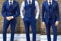 κοστουμι μπλε