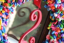 Bailee's Birthday Board!! / by Melissa Francis