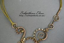 necklace (wire)