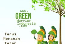 Kampanye Green Warrior Indonesia