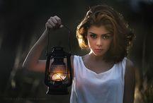 "Portrait Photography Creativity / by Nancy ""RAISIN"" Carter"