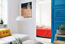 bedroom / flat inspiration