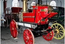 Victorian Fire Engines