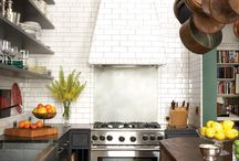 Food Happens Here- / -Kitchen Ideas- / by Amberlee Martin