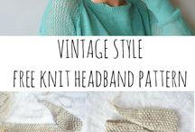•Knitting•