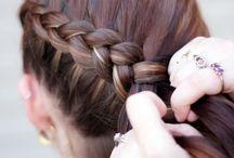 hair braids / by Tara Gaspar Blosser