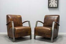 Banken en stoelen