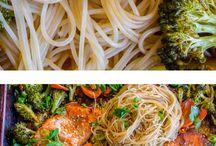 One pan/pot dinners