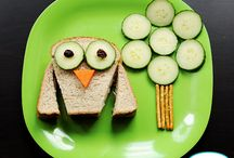 Fun lunch ideas! / by Shannon Armstrong