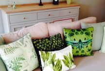 Home furnishings from Marks and Spencer / My great home #ss15HOME / by lorri