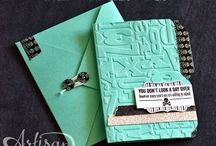 Stampin' UP!- Envelope Punch Board