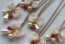 Necklace bridesmaid
