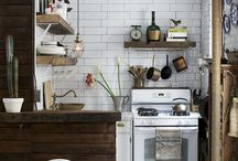 All about Kitchen / Tiny Kitchen