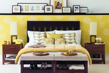 Bedroom ideas / by Erica Cormack