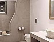 Baños para el hotel