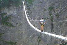 via ferrata Switzerland / Klettersteige Schweiz / Hier findest du die schönsten Klettersteige (via ferrata) der Schweiz!