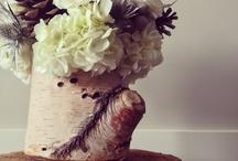 {WEDDING}   Floral Centerpieces Banff Wedding Planner / Floral ideas for your wedding table centerpieces.