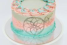 Dreamweaver catcher cake