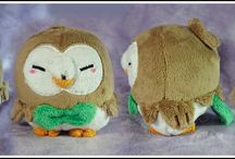 Custom Plush / Selfmade lovely custom Plushies