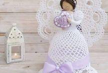 crochet  angeli