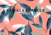 Print inspiration - corals