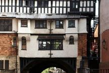 medieval bridges / towns