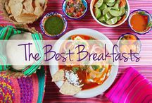 Breakfast with The Latin Kitchen / For some, breakfast is the best and most importance meal of the day. Others simply have yet to try our delicious and easy recipes. / by The Latin Kitchen