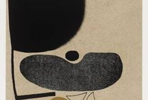 Victor Pasmore / British artist who pioneered modern art in the UK