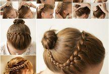 Hairstyle / Причёски