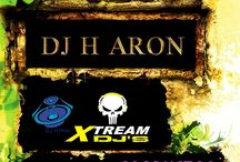 DJ H-ARON / DEEJAY AND PRODUCTOR