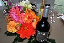 Fall Wedding Flowers-Fernrock Farm / Locally grown flowers that bloom in the fall and samples of floral design